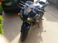 2013 Yamaha FZ-1. This is a Yamaha FZ-1 i want to sell.