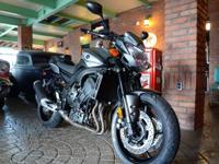 2013 Yamaha FZ8 (004299) condition: like new fuel: gas