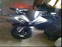 I have up for sale is my 2013 Yamaha R1 Street bike