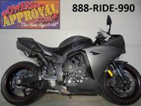 2013 Yamaha R1. Check out this bike! Its completely