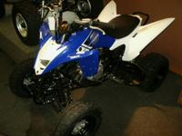 New 2013 Yamaha Raptor 125  - Lightest Sport Quad - 5