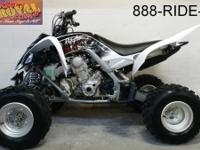 2013 Yamaha Raptor 700 ATV for sale with less than 20