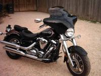 2013 Yamaha Roadstar S,This Baby turns heads, one