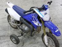 2013 Yamaha TTR 50ed, VIN# LBPCA02Y3D0031721, Yamaha 50