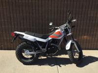 Motorcycles Dual Purpose 793 PSN . 2013 Yamaha TW200