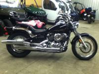2013 Yamaha V Star Custom Like New - Local Trade CUSTOM
