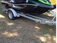 Up for sale is my 2013 Yamaha vxr wave runner and my