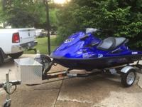2013 Yamaha VXR, one owner, purchased new, only has 21
