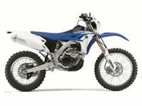 Make: Yamaha Year: 2013 Condition: New YZ250F STYLE