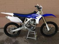 The 2013 Yamaha YZ250F is the natural development of