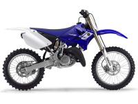 Motorcycles Off-Road. Learn it with the YZ125. 2013