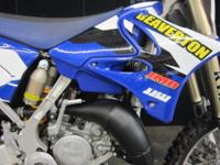 Plus YZ 2-strokes are easier and cost less to keep. Mt