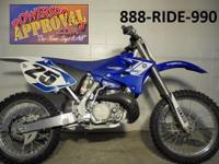 2013 Yamaha YZ250 2 Stroke Dirt Bike for sale with 40