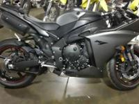 2013 Yamaha YZF-R1 MATTE PAINT HAS NEVER LOOKED SO