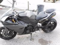 Make: Yamaha Model: Other Mileage: 950 Mi Year: 2013