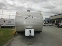 The Z-1 features an aerodynamic exterior front with