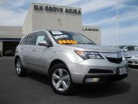 ACURA FACTORY CERTIFIED with NAVIGATION! CARFAX