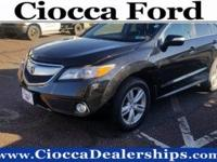 CARFAX 1-Owner, GREAT MILES 32,763! Tech Pkg trim.