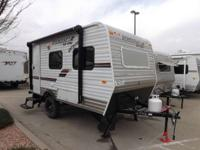 2013 AR-ONE 15RB 2013 Ar-One Travel Trailer Extreme