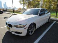 Highly optioned white on black 2013 BMW 328i xDrive in