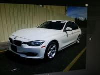We are excited to offer this 2013 BMW 3 Series. Save