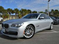 ***2013 BMW 7 Series 750i xDrive, 31879 miles,