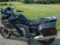 My faboulous 2013 BMW K1600GT touring motorcycle for