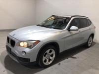 Recent Arrival! 2013 BMW X1 sDrive28i Clean CARFAX.