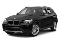 2013 BMW X1 Our Location is: BMW of Dallas - 200 Lemmon