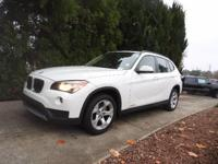 We are excited to offer this 2013 BMW X1. Your buying