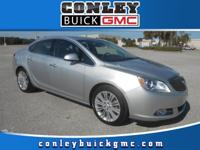 Options:  2013 Buick Verano Convenience Group|This 2013