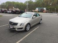 Looking for a clean, well-cared for 2013 Cadillac ATS?
