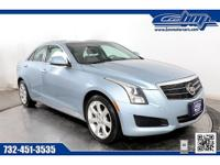 Check out this gently-used 2013 Cadillac ATS we