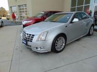 This 2013 Cadillac CTS Sedan Premium is proudly offered