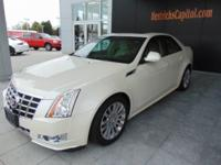Looking for a clean, well-cared for 2013 Cadillac CTS