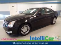 This Cadillac CTS has been a well raved and sought