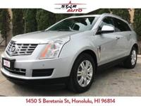 Meet our incredible 2013 Cadillac SRX AWD Luxury