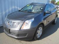 Check out this gently-used 2013 Cadillac SRX we