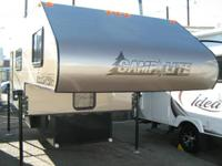 2013 Livin' Lite 8.6 Long Bed Truck Camper  The