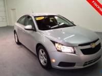 2013 Chevrolet Cruze LT Turbo ** 4D Sedan ** 38MPG!! **