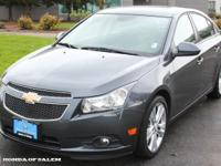 2013 CHEVROLET CRUZE LTZ Our Location is: Honda of