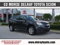 This 2013 Chevrolet Equinox LS is offered to you for