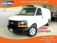 2013 White Chevrolet Express G2500 For Sale in