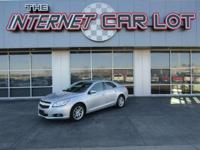 Check out this very nice 2013 Chevrolet Malibu Eco!