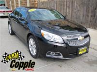 2013 CHEVROLET MALIBU Sedan Our Location is: Copple