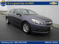 2013 CHEVROLET MALIBU SEDAN 4 DOOR Our Location is: H &