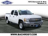 New Price! Certified. Silverado 1500 LT Clean CARFAX.