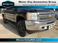 This is one great Chevrolet Silverado 1500.  Barrels of