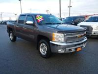This outstanding example of a 2013 Chevrolet Silverado