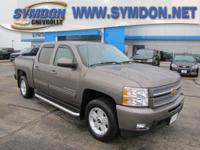 Options:  2013 Chevrolet Silverado 1500 Ltz|4X4 Ltz 4Dr